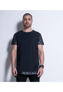 Camiseta Textures What'S Next - Masculino