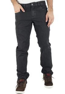 Calça Prime Jeans Preta - Masculino