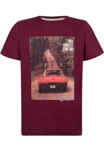 Camiseta Masculina Forest Corvette - Masculino