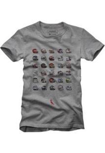 Camiseta Reserva Capacetes Masculina - Masculino