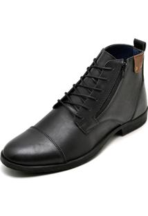 Bota Eco Canyon Broklin Preto