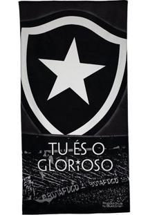6101ab2912291 Toalha De Banho Bouton Veludo Botafogo
