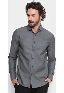 Camisa Victory Eagle Slim Fit Masculina - Masculino