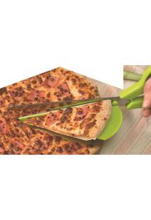 Tesoura Pá Para Pizza Ibili - 704901