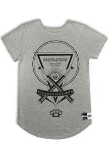 Camiseta Longline Inspiration - Masculino