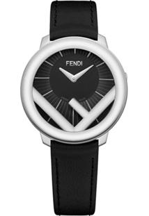 Fendi Relógio Run Away - Preto