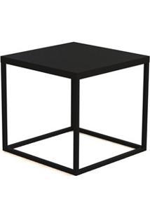 Mesa De Centro M Cube 24802 Preto - Artesano