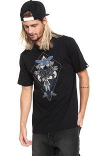 Camiseta Mcd Cicada Preta