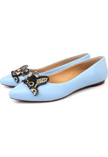 Sapatilha Trivalle Shoes Cachorro Azul