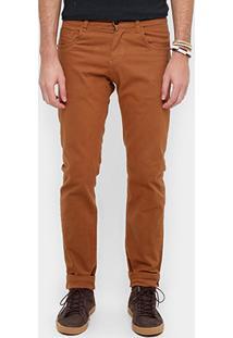 Calça Skinny Rockblue Sarja Color Masculina - Masculino