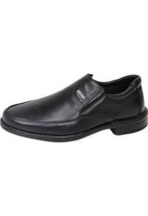 Sapato Di Ferutti Super Light Di Ferutti Em Couro Preto 6110