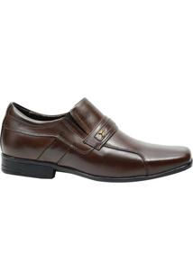 Sapato Social Renne Marcel 193 - Masculino-Marrom Claro
