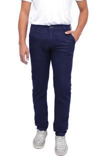 Calça Young Style Jeans Premier Jeans Esporte Fino