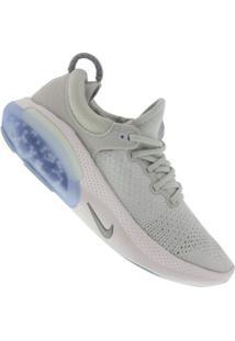 Tênis Nike Joyride Run Feminino Cinza Claro