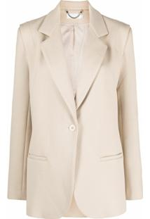 Raquette Bone Structured Blazer - Neutro