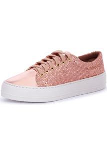 Tênis Top Franca Shoes Rosa