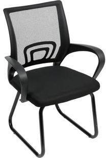 Cadeira Office Tok- Preta- 87X61,5X49Cm- Or Desior Design