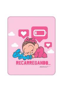Cobertor Turma Da Mônica Baby Estampa Localizada - Mônica