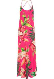9847eb95c Vestido Farm Rosa feminino