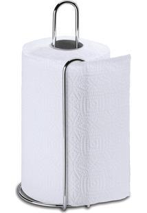 Suporte Para Papel Toalha Prata Aço Inox 1808100 Brinox
