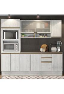 Cozinha Modulada Itália A2198 - Casamia Elare