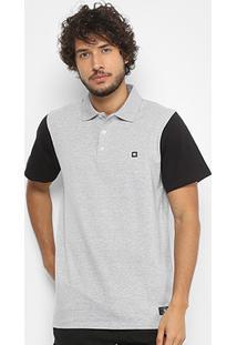 Camisa Polo Dc Shoes Basic Masculina - Masculino
