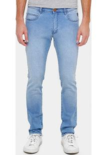 Calça Jeans Skinny Cavalera Stone Masculina - Masculino
