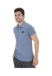 Camisa Polo Fatal 20656 - Masculina - Azul Mescla