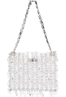 Paco Rabanne Bolsa Tiracolo Iconic 1969 - P140 Transparent