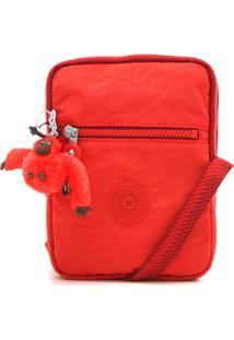 Bolsa Kipling I251316P Active Vermelha