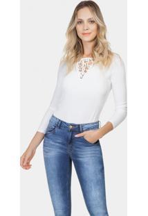 319c08f09 R$ 139,95. Lezalez Calça Jeans Bali Skinny I Am Soft Jeans - Lez ...