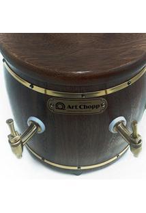 Chopeira Residencial 4 Garrafas 5212 Rústica - Art Chopp