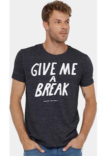 Camiseta Colcci T-Shirt Estampada Masculina - Masculino