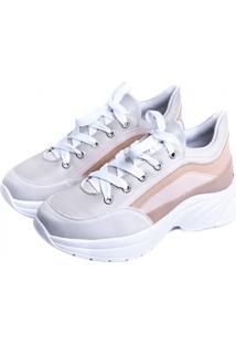 Tênis Chunky Sneaker Torricella Branco