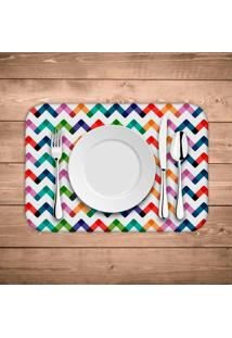 Jogo Americano Wevans Colorful Abstract