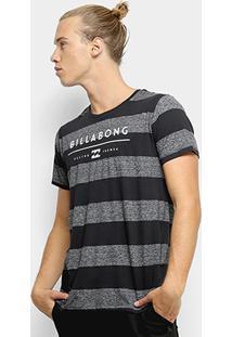 Camiseta Billabong Original Stripe Masculina - Masculino