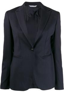 Tonello Blazer Color Block - Azul