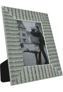 Porta- Retrato 1 Foto Branco Com Preto 61234