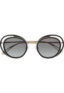 b87aa12f30164 Óculos De Sol Azul Giorgio Armani feminino   Shoelover