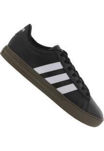 Tênis Adidas Daily 2.0 - Masculino - Preto/Branco