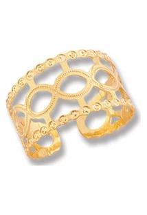 Anel Le Diamond Julia Ajustável Dourado