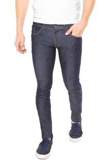 Calça Jeans Rock Blue Slim Azul