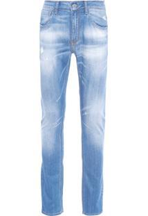 Calça Masculina Skinny Cogomo - Azul