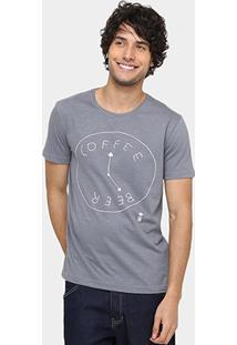 Camiseta Sergio K Coffee And Beer - Masculino