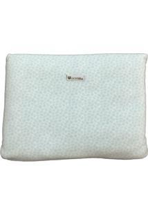 Cobertor Almofada Estampa Azul - Tricae