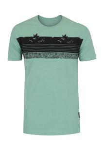 Camiseta Hang Loose Silk Canary - Masculina - Verde Claro