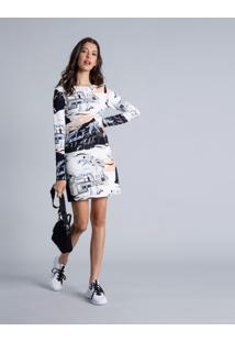 Vestido Abertura Costas Los Angeles - Lez A Lez
