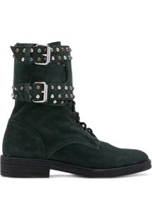 Isabel Marant Ankle Boot 'Teylon' - Preto