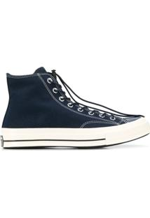 Converse Drawstring Lace Chuck Taylor Sneakers - Azul