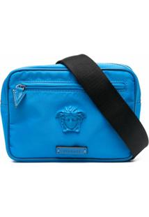 Versace Pochete Medusa - Azul